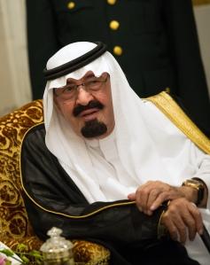 King Abdullah Bin AbdelAziz