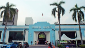 The Central Market has been around for over a century, and is a great place to buy souvenirs.