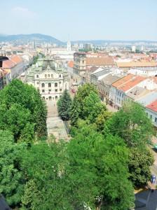 Kosice historic centre