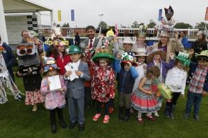 Newbury - Best Children's Hat Competition